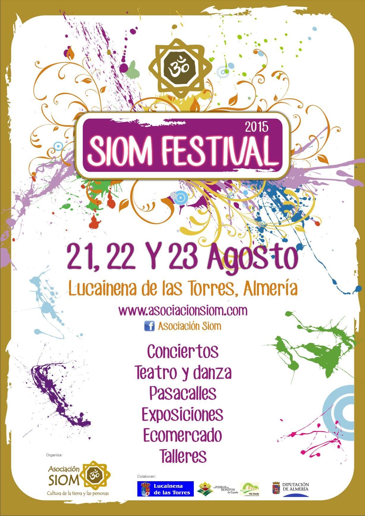 SIOM FESTIVAL 2015