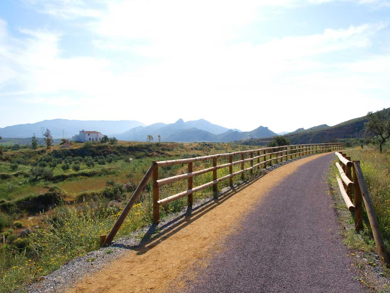 Vía Verde Lucainena de las Torres